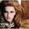 Clip in vlnité vlasy pravé lidské REMY 53cm - světle hnědá